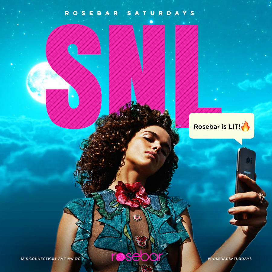 SNL at Rosebar Saturdays